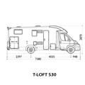 T Loft 530 Reisemobile Schmidt