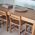 Ash table & chairs