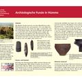 Archäologische Funde in Hümme