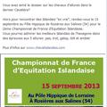La revue Cavalière sur sa page facebook.