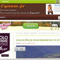 Sur le site Equum.fr
