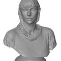 Die digitale Abbildung vom Modell