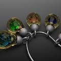 bijoux goutte