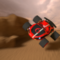 voiture téléguidée version rouge