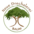 Neue Drechslerei Baum - Wort-/Bildmarke, verschiedene Werbemittel