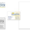 Freyhofer, Sanitäre Haustechnik - Corporate Design, verschiedene Werbemittel