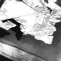 Silbermetalleinschluss transparent