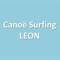 canoe surfing lac léon