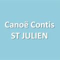canoe contis saint julien en born