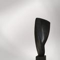 o.T. | schwarzer Alabaster | 55 cm | 2010 | € 1800.-