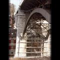 Renovation Kornhausbrücke Bern, Wiederlagerreinigung - Nachher