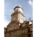 """Sandsteinreinigung am Gebäude des Verlags """"Der Bund"""" - Nachher"""