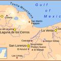 Olman - zona corazón olmeca / Olmec heartland