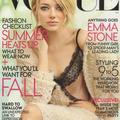 Emma Stone, American Vogue, juillet 2012