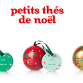 Petits tés de Noël David's tea (4,50$)