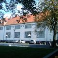 """Ort des Kochevents, die Alte Wäscherei, eines unserer drei Jugendstil-Industriegebäude: Kochevent mit der Steuerungsgruppe """"Bad Nauheim - Fairtrade-Stadt"""" am 15.10.2015, Foto: Beatrix van Ooyen"""