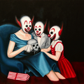 THE GIFT | 2018 | OIL ON CANVAS | 50 x 70