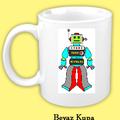 Robo Teknolog Kupa Bardağı