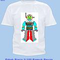 Robo Teknolog Bay Tişört