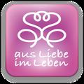 Lebendige Marke, CD, inkl. Webdesign für Bewusstseinsmarke AUS LIEBE IM LEBEN © Susanne Barth
