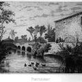 Gravure de Léo Drouyn - 1864