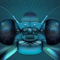 """""""Soundlibelle"""", Entwurf für Mp3-Player-Skin"""