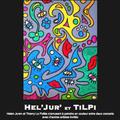 Exposition des peintures d'Hel'Jur' et TiLPi à Jouy en Josas, Yvelines