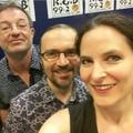 Emission à la radio RGB avec José Guérin, Elise Turbat, Thierry Le Pollès et Helen Juren 21/07/2016