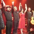 Concert à l'Horloge à Tracy-le-Mont - crédits photo Philippe Girard 28/01/2017