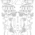 Und so sieht meine Kutschen SVG Zeichnung aus.