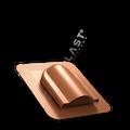 Wywietrznik połaciowy pod gont bitumiczny ceglasty 8004
