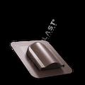 Wywietrznik połaciowy pod gont bitumiczny brązowy 8017