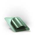 Wywietrznik połaciowy pod gont bitumiczny zielony 6020