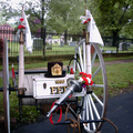 Fanwood Fire Department's Hose Cart