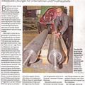 Werbung 2013 AM GmbH NZ Presse 2013 Vom Handlauf bis zur Walze NZ