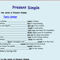 "Тест для 5-7 класса ""Present Simple""."