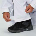 ズボン裾巾調整機能付き