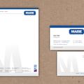 ° Briefbogen / Visitenkarten