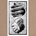 ° Illustration für Kalender-Projekt (Linolschnitt)