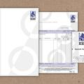 ° Briefbogen / Rechnungsbogen / Visitenkarten