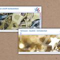 ° Mailingaktion, 1. und 2. Aussendung