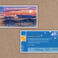 ° Weihnachts-Grußkarte