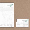 ° Briefbogen, Visitenkarte