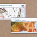 ° Mailingaktion, 3. und 4. Aussendung