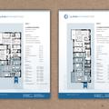 ° Datenblätter (Vermietung / Wohnungs-Grundrisse)