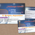 ° Feldberger Advent (Plakat / Flyer)