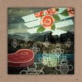 """° """"sample007"""" (red roses), Freie Arbeit (Vektorgrafik)"""