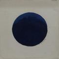 『位相#6』 / 2013 / oil on paper / 10×10 / ¥10,000