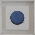 『位相#2』 / 2013 / oil on paper / 10×10 / ¥10,000