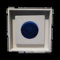 『位相#1』 / 2013 / oil on paper / 10×10(額14×14) / sold out